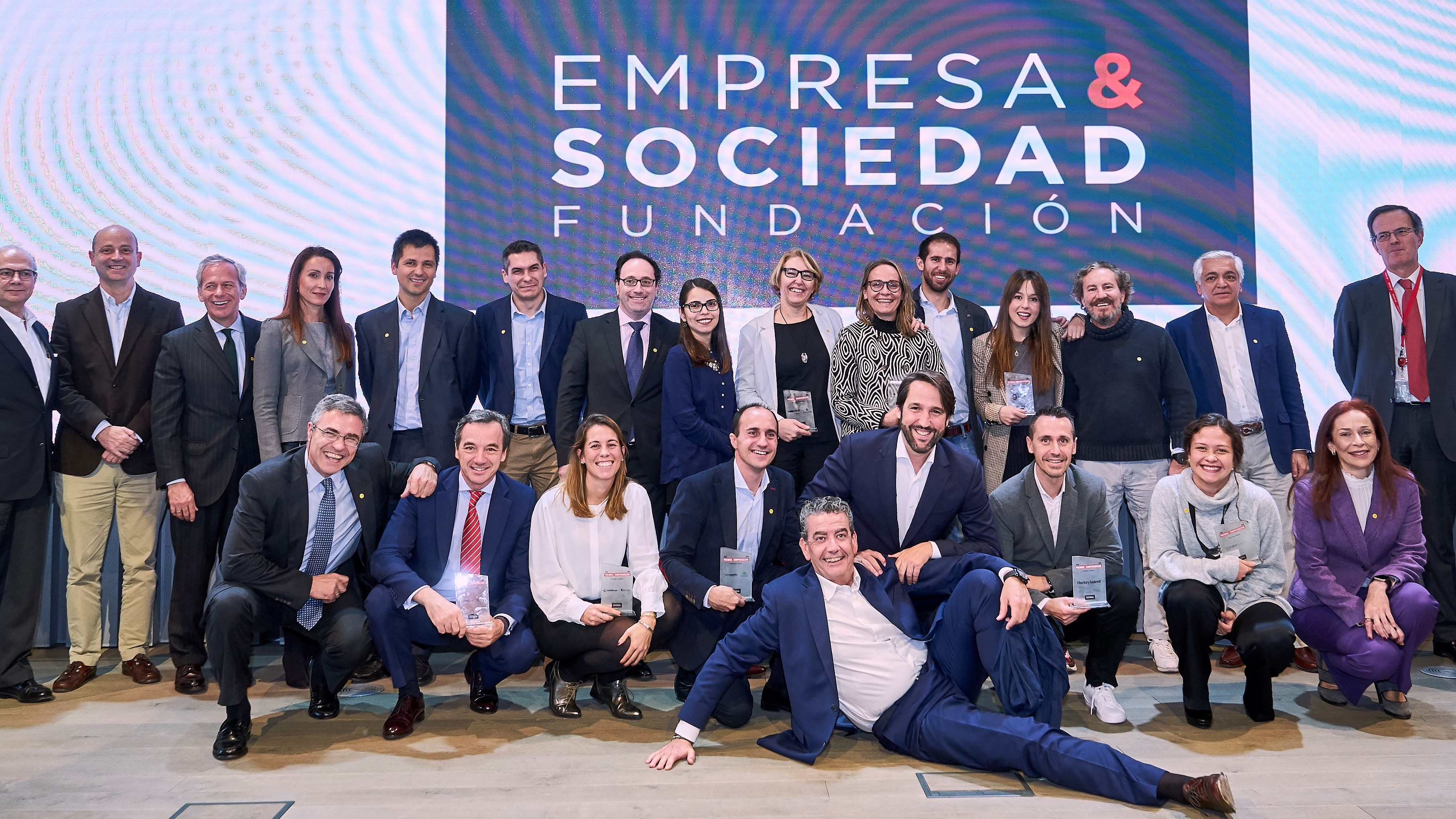 Piperlab, FreedomandFlowCompany, Goi, TheKeyTalent, ecertic y ForceManager, Premios COMPRENDEDOR 2018